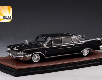 CHRYSLER Imperial Crown Ghia Limousine 1960 Black