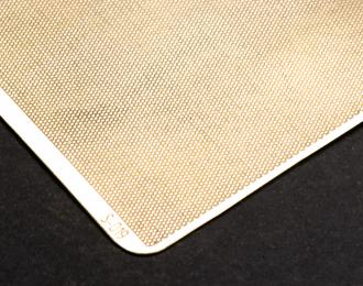 Фототравление Лист рифленый ромб, размер S, тип 1