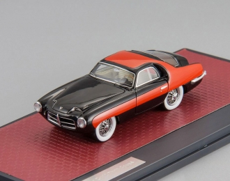 PEGASO Z-102 Thrill Coupe (1953), red / black