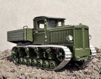 """Коминтерн"" артиллерийский тягач, зеленый / черный"