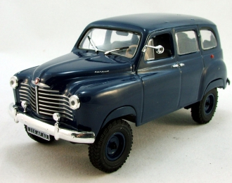 RENAULT Colorale 4x4, blue
