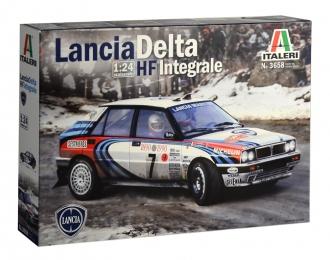 Сборная модель Lancia Delta HF Integrale