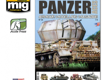 Журнал PANZER ACES 58