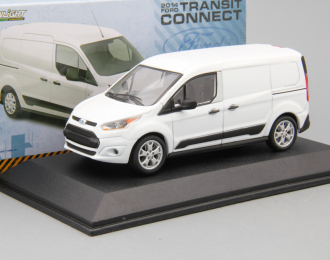 FORD Transit Connect (V408) 2014, White