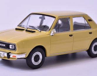 Škoda 120L 1982 Béžová Šampaň - exkluzivní -