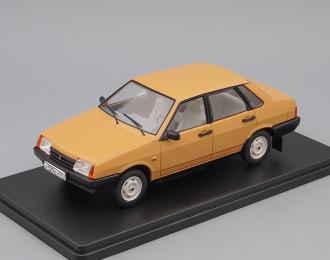 ВАЗ-21099, Легендарные Советские Автомобили 55, бежевый