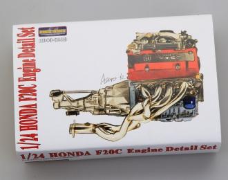 Набор для доработки Honda F20C Engine Detail Set