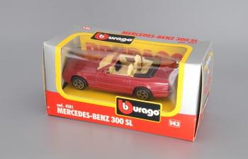 MERCEDES-BENZ 300 SL (cod.4181), cherry