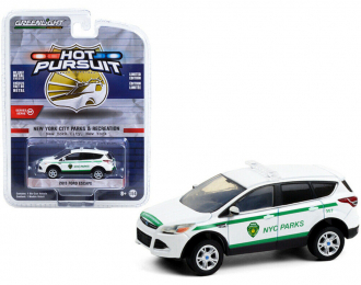 "FORD Escape ""New York City Department of Parks & Recreation"" 2013"