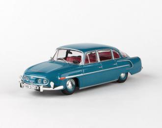 Tatra 603 - 1969 Modrá Metalíza 1:43 - Abrex -