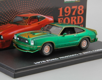 FORD Mustang II King Cobra 1978 (Greenlight!)