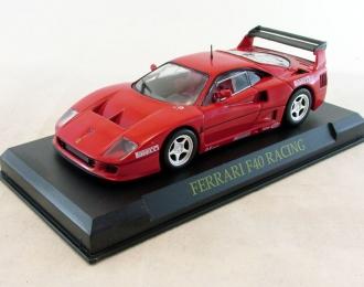 FERRARI F40 Racing, Ferrari Collection 67, red