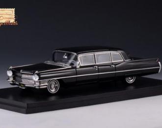 CADILLAC Fleetwood 75 Limousine 1964 Black