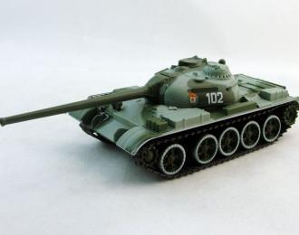 Т-54 (новая декорация), Русские танки 79