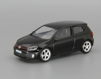 VOLKSWAGEN Golf GTI, black