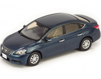 NISSAN Sylphy, steel blue