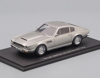 ASTON MARTIN V8 Automatic (1978), silver