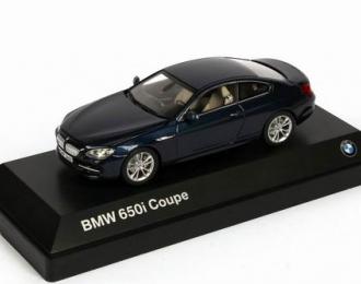(Уценка!) BMW 650i Coupe F13 (2011), tiefsee-blau-met.