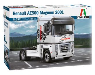 Сборная модель Renault AE500 Magnum 2001
