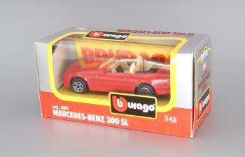 MERCEDES-BENZ 300 SL (cod.4181), red