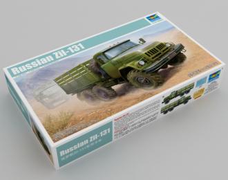 Сборная модель Russian Zil-131