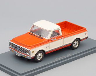 CHEVROLET C10 Pick-Up (1971), red / white