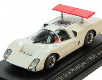 NISSAN R381 Group 6 Prototype (1968), white