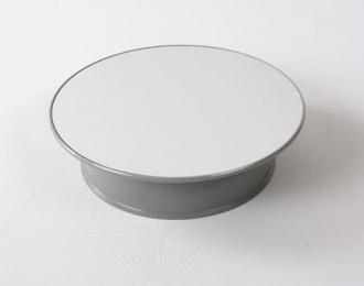Подиум вращающийся (диам. 20см, высота 5.5см) с зеркальной площадкой