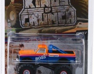 "CHEVROLET K-10 Monster Truck ""AM/PM Boss"" Bigfoot 1972"