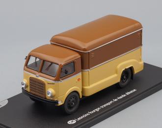 OM FIAT Leoncino Truck Carni Macellate (1950), beige