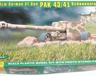 Сборная модель Немецкая противотанковая пушка Pak. 43/41 88mm