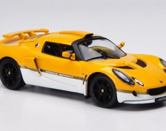 LOTUS EXIGE SPRINT 2006, yellow