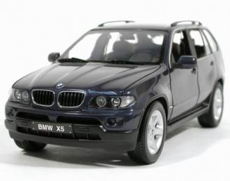 BMW X5 4.4i (E53) FACE LIFT VERSION, BLUE