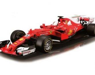 Ferrari SF17-T F1 - Sebastian Vettel - 2017