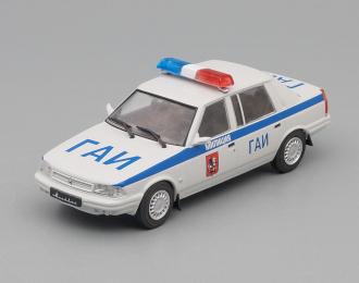 МОСКВИЧ-2142R5 Князь Владимир, Милиция СССР 11, светло-серый