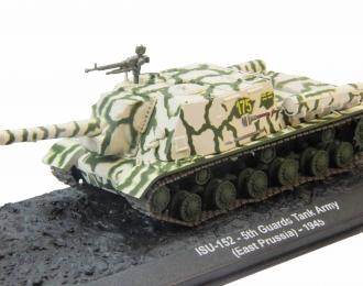 ISU-152 5th Guards Tank Army East Prussia (1945), Автомобиль на Службе Спецвыпуск