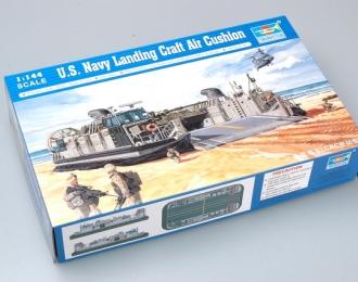 Сборная модель Американское десантное судно на воздушной подушке