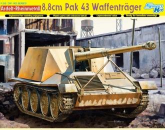 Сборная модель Немецкая САУ Ardelt-Rheinmetall 8.8cm Pak 43 Waffentrager
