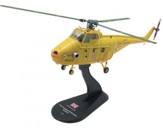 Westland Whirlwind, Helikoptery Świata 24