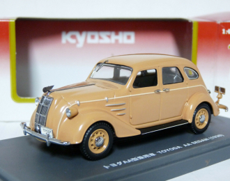 TOYODA AA Sedan (1936), beige