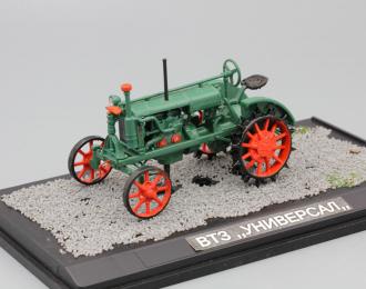 (Конверсия!) ВТЗ Универсал (1934), Тракторы 4, зеленый