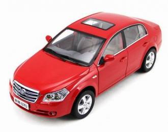 BESTURN B70 Sedan, red