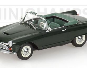 AUTO UNION 1000 SP CABRIOLET - 1961 - GREEN