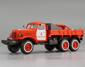 ЗИЛ 157K бортовой, пожарный автомобиль с комплектом ПТВ