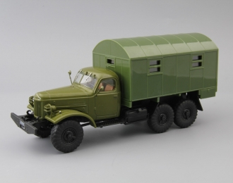 ЗИЛ-157 Кунг 1М, Автолегенды СССР. Грузовики 41