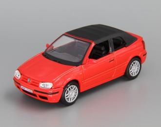 VOLKSWAGEN Golf IV Cabriolet Soft Top, red