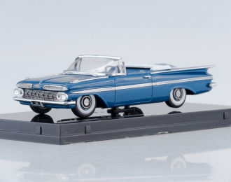 CHEVROLET Impala (1959), harbor blue