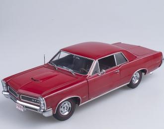 PONTIAC GTO (1965), montero red