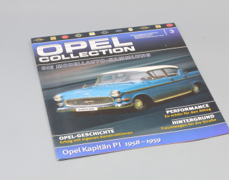 Каталог Opel Collection 3