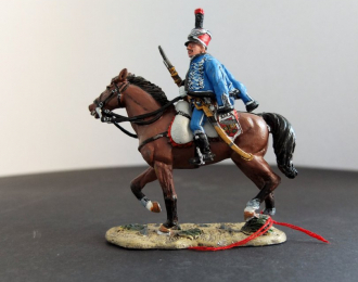 Trooper  French 1st Hussars  1800
